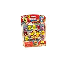 Superzings - Rivals of Kaboom Blíster con 10 Figuras (Magic Box INT Toys SZ1P1300)