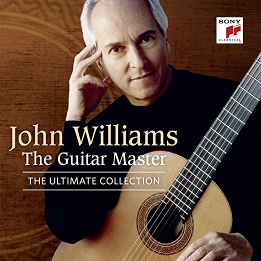 The Guitar Master: John Williams: Amazon.es: Música