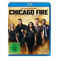 Chicago Fire - Staffel 6 [Blu-ray]