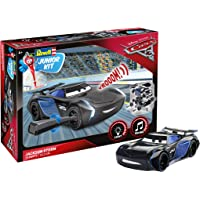 Revell Junior Kit - 00861 - Jackson Storm à Construire - Cars 3