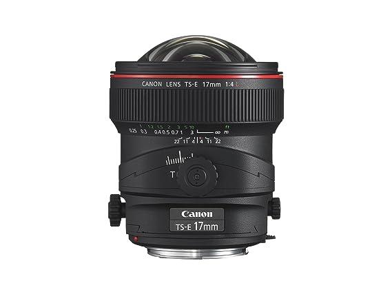 Review Canon TS-E 17mm f/4L