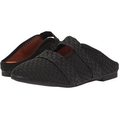 Bernie Mev. Isha Black Metallic 35 (US Women's 5) | Loafers & Slip-Ons