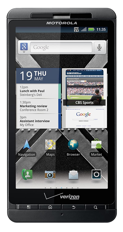 Amazon: Motorola Droid X2 Android Phone (verizon Wireless): Cell Phones  & Accessories