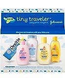 Amazon Price History for:Johnson & Johnson Baby Take Along Travel Pack (Baby powder, Wash, Shampoo, Lotion, Desitin)