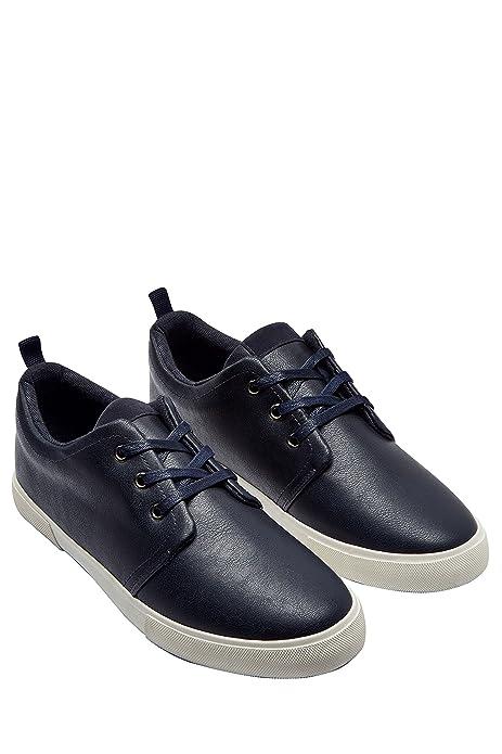 next Hombre Zapatos De Vestir Suela Gruesa EU 47: Amazon.es: Zapatos y complementos