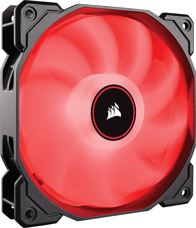 Corsair Air CO-9050080-WW - Ventilador de PC (Carcasa del Ordenador, Ventilador, 12 cm, 1400 RPM, 26 dB, 52 cfm)
