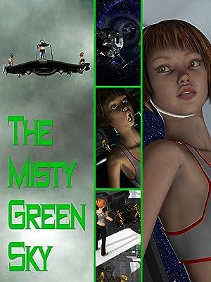 Amazon The Misty Green Sky Maggie H Taylor Jeremy Harkless
