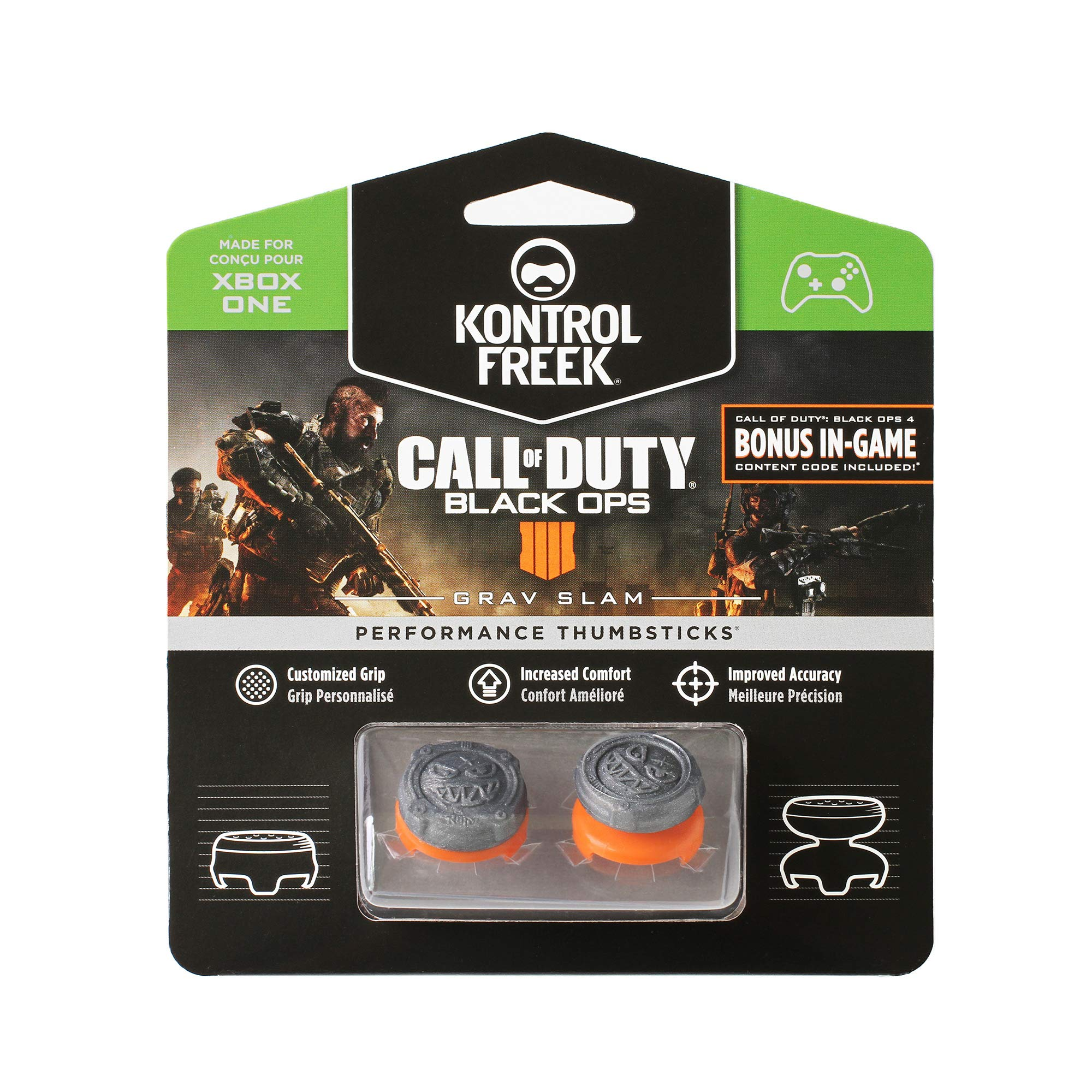 KontrolFreek Call of Duty: Black Ops 4 Grav Slam for Xbox...