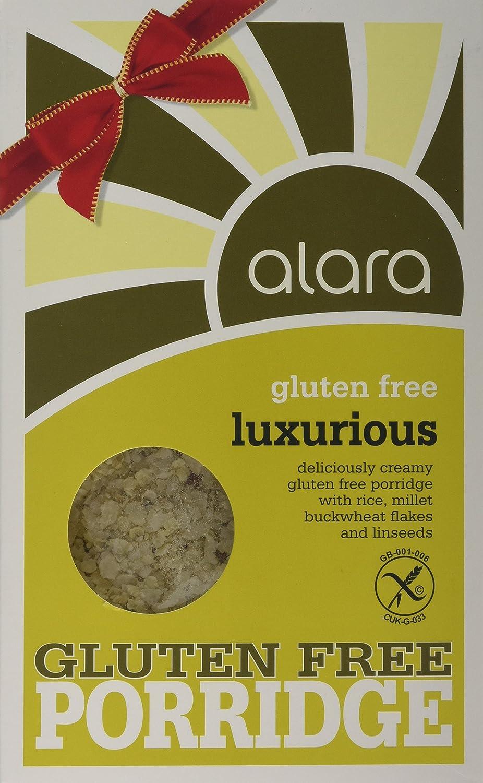 Alara Luxurious Gluten Free Porridge 500 g (Pack of 3) 66090