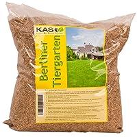 KAS - Berliner Tiergarten - Rasenmischung Saatgut für Grünflächen