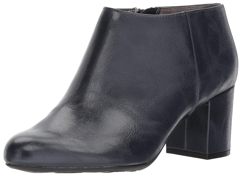 LifeStride Women's Parigi Ankle Bootie B075FVW7JD 9 B(M) US|Navy
