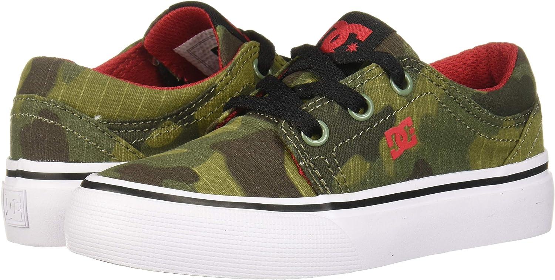 DC Kids Trase Tx Se Skate Shoe