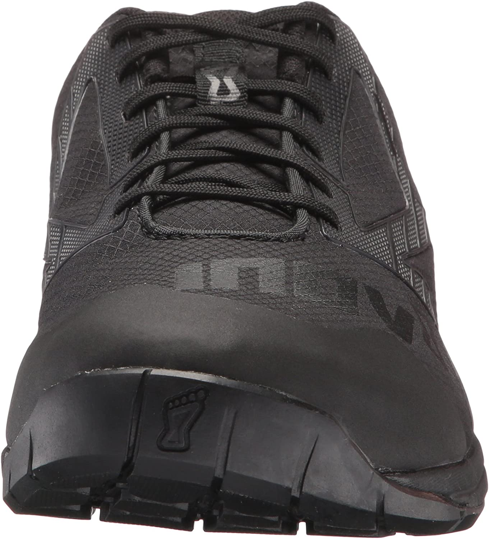 Inov8 F-Lite 235 Mens Black Cross Training Gym Shoes Trainers Pumps