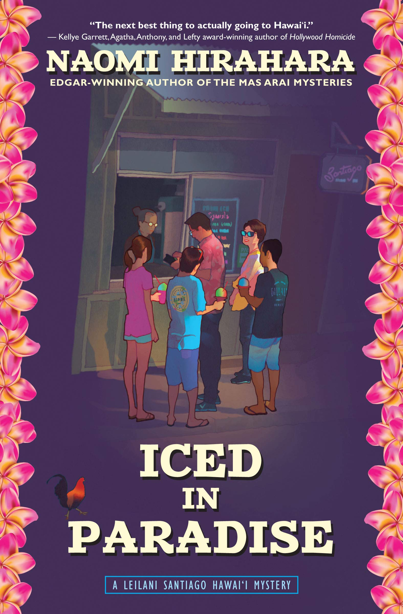 Image result for iced in paradise