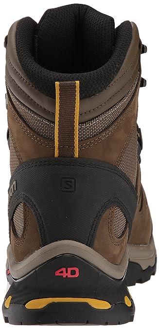 d1d87bc3189 Salomon Men's Quest 4d 3 GTX Backpacking Boots