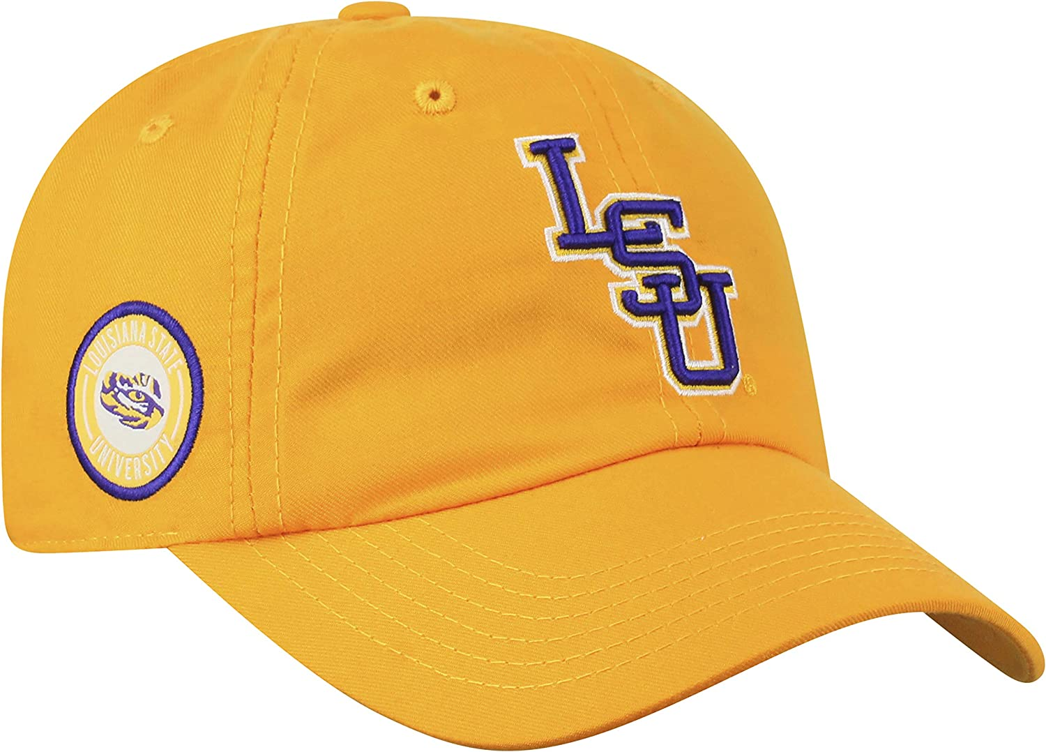 excellent quality great deals hot new products Amazon.com : Top of the World LSU Tigers Official NCAA Adjustable ...