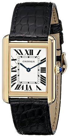 cartier w5200004 uhr leder armband