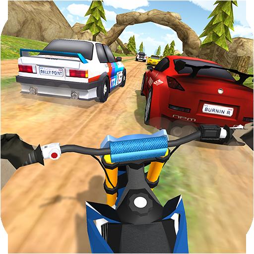 (Dirt Bike Rally Racing Turbo - Offroad Motorcycle)