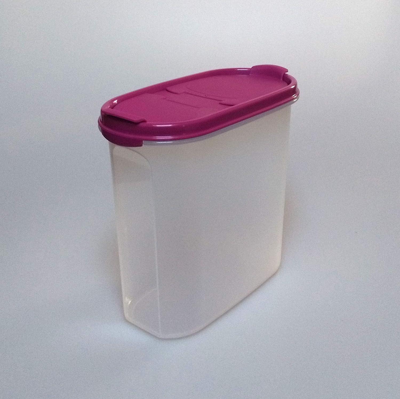Tupperware Eidgenosse 1,7 l Color Morado con Schütte secar Tarro ...