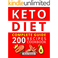 Ketogenic Diet  For Beginners: 14 Days For Weight Loss Challenge And Burn Fat Forever. Lose Up to 15 Pounds In 2 Weeks. Cookbook with 200 Low-Carb, Healthy and Easy to Make Keto Diet Recipes.