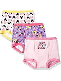 0e057fd7059 Disney Minnie Mouse Girls  3-Pack Training Pants   Chart Set