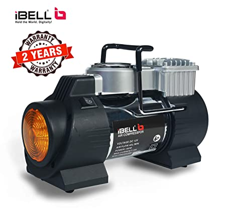 iBELL IBL CA12-95 Heavy Duty Tyre Inflator with 2 Year Warranty