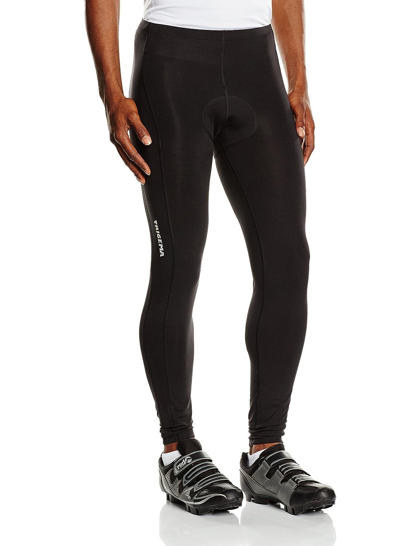 Blackblack (black 008) 03 Months Trigema Men's Herren Lange Radler-Hose Sports Shorts