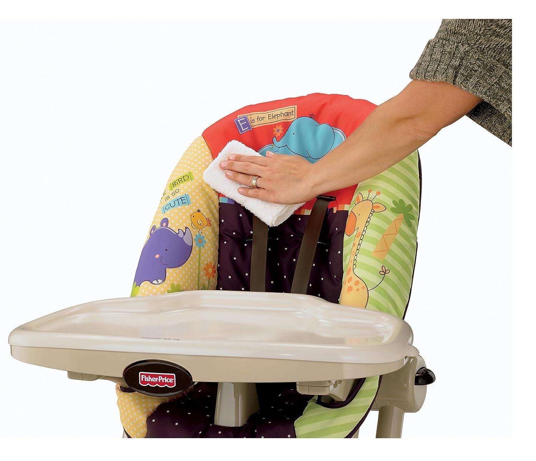 Chair fisher price high chair ez clean - Chair Fisher Price High Chair Ez Clean 6