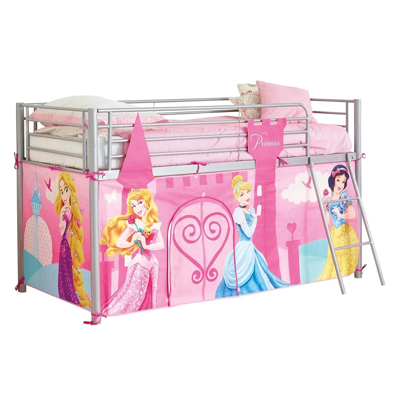 disney princesses habillage de lit mezzanine rose with lit mezzanine enfant pas cher. Black Bedroom Furniture Sets. Home Design Ideas