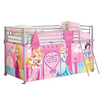 Disney Princesses 865142 Habillage De Lit Mezzanine Rose Amazonfr