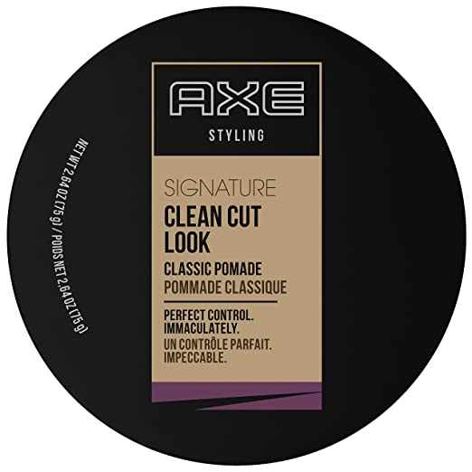 Axe Clean Cut Look Hair Pomade Classic Review