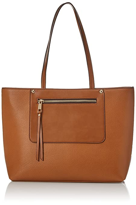 a97a18bb5f5 Buy Aldo Womens Hiolair Tote Brown - Cognac Online at Low Prices in India -  Amazon.in