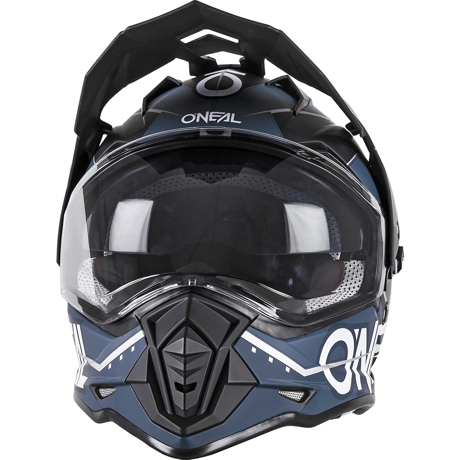 Amazon.com: ONeal Sierra II Mens Full-Face Slingshot Helmet (Black, Small): Automotive