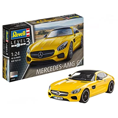 Revell of Germany 07028 Mercedes AMG GT Building Kit: Toys & Games [5Bkhe2003170]