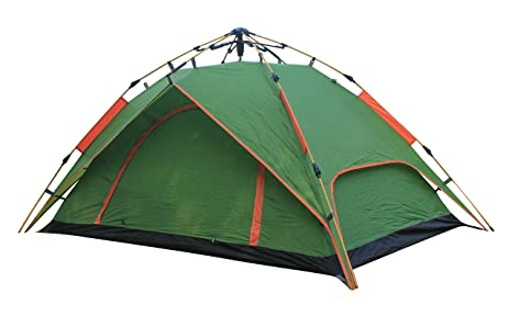 FUNS Instant 2 Person Easy Push Up Waterproof Dome Tent for C&ing Hiking Lightweight  sc 1 st  Amazon.com & Amazon.com : FUNS Instant 2 Person Easy Push Up Waterproof Dome ...