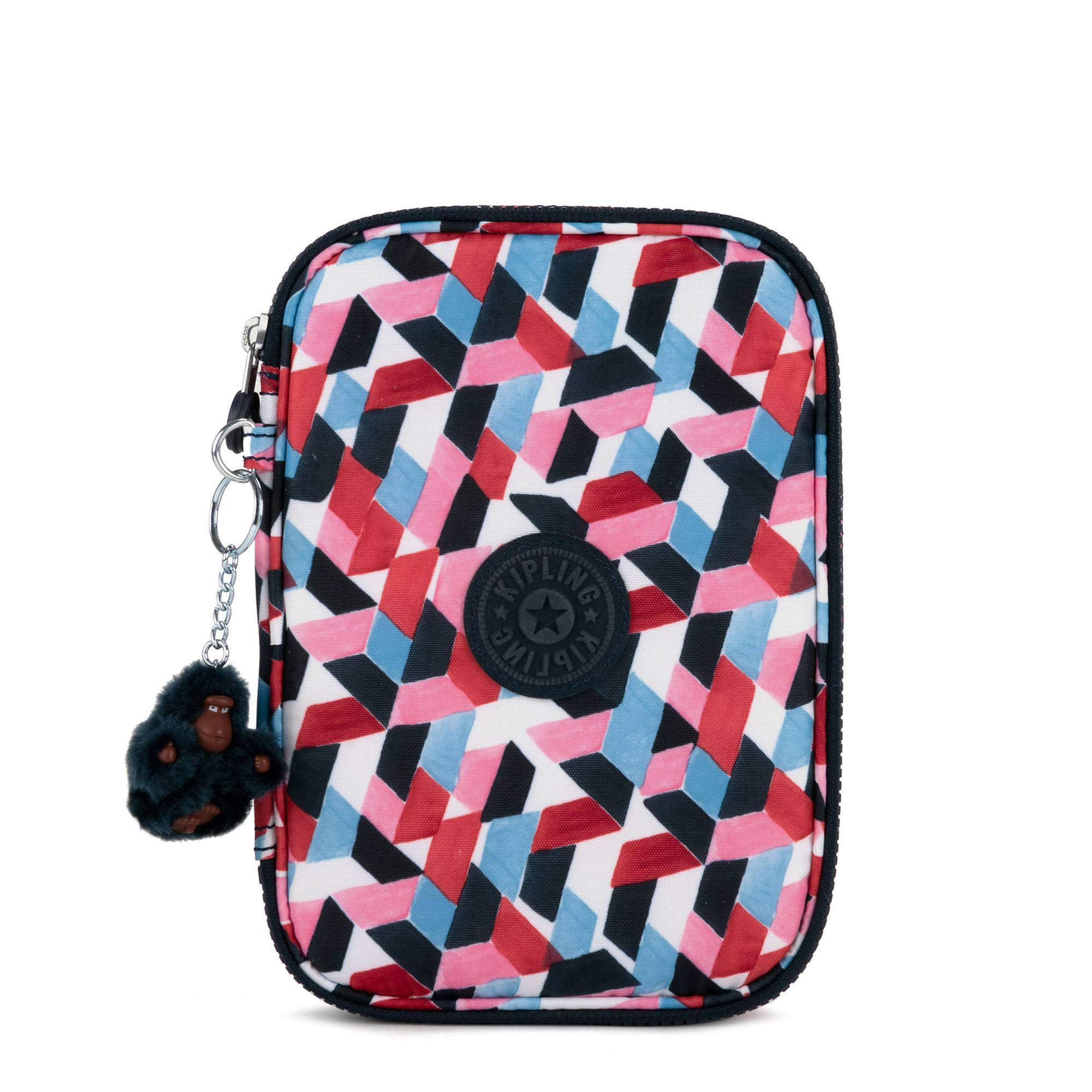 Amazon.com: Kipling 100 Pens Printed Case Forever Tiles 1: Shoes