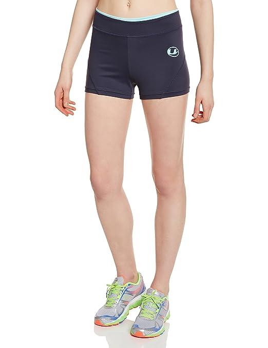 9 opinioni per Ultrasport Pantaloncini Funzionali Antibatterici Fitness/Sport per Donna con