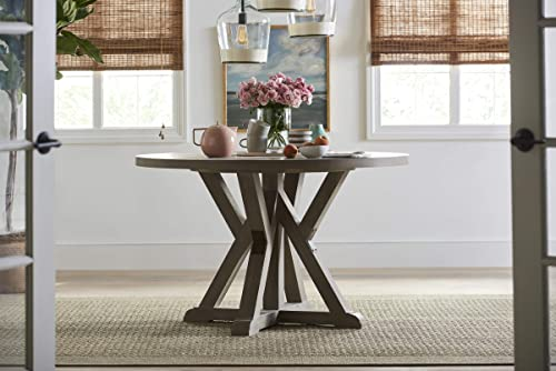 Young House Love Round Trestle Dining Table