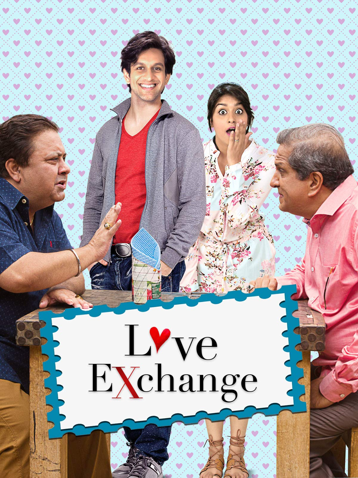 Love Exchange on Amazon Prime Video UK