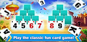 Solitaire:Fun Solitaire Games Free by The SagaFun Team