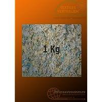 Schaumstoffflocken Füllmaterial Schaumstoff Flocken Basteln Verpackung (1 KG)