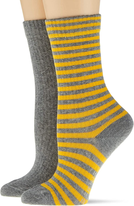 ESPRIT Damen Socken 2er Pack