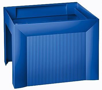 HAN 1905-14 - Caja archivador para carpetas colgantes, azul: Amazon.es: Oficina y papelería