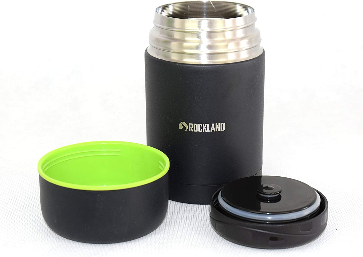 Food Jar for Hot Food ROCKLAND COMET 25.4 Oz Double Wall Vacuum Insulated Thermos Lunch Container Wide Mouth Easy to Clean Stainless Steel Lunch Box Travel Outdoor Camping School Office