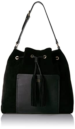 Amazon.com: Elsie Hobo, Black, Black: Clothing