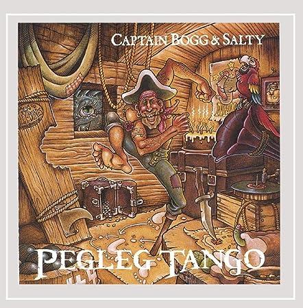 Captain Bogg & Salty Pegleg Tango CD