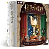 USAOPOLY Harry Potter House Cup Competition | Worker Placement Board Game | Play as Your Favorite Hogwarts House | Officially