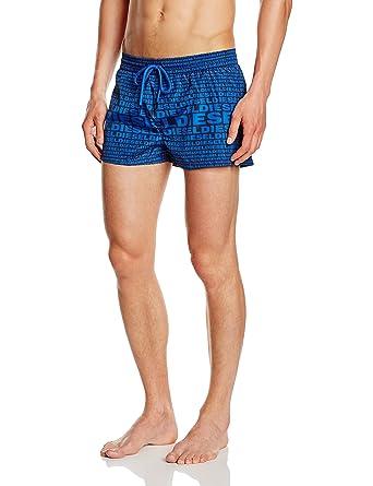 04531c14c5 Diesel Men's BMBX-Sandy-E Swimsuit, Multi (Multicolor 4), L: Amazon ...