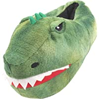 SlumberzzZ Pantofole del Ragazzo del Dinosauro Formato