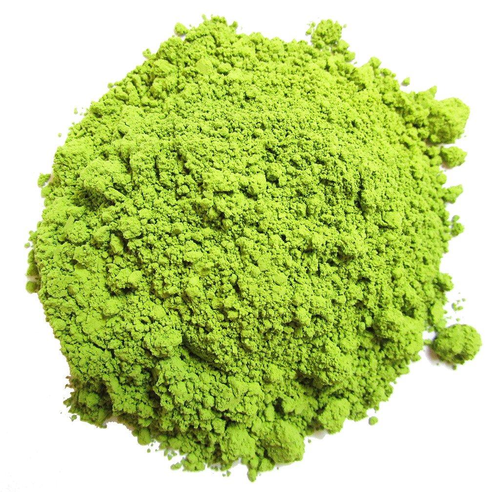 Kaizamo Matcha polvo orgánico Calidad Premium | Matcha orgánico de grado ceremonial y cultivado en Japón | Energía Natural / impulsor de concentración y ...